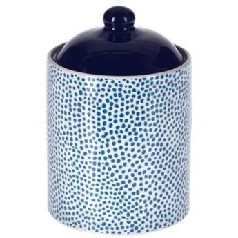 Pojemnik z pokrywką, ceramiczny, 500 ml