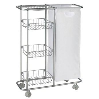 Wielofunkcyjny wózek SLIM - regał kuchenny, łazienkowy, WENKO
