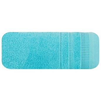 SELSEY Ręcznik bawełniany Ollechio niebieski
