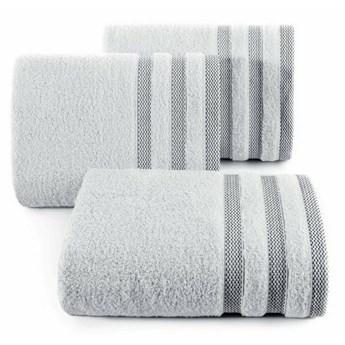 SELSEY Ręcznik bawełniany Tellid jasny szary