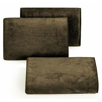 SELSEY Ręcznik z mikrofibry Laerth brązowy