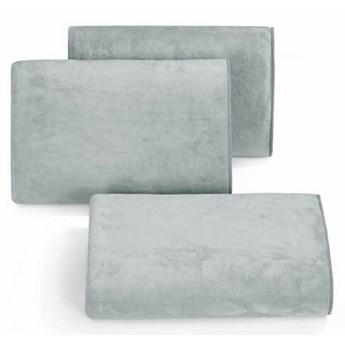 SELSEY Ręcznik z mikrofibry Laerth jasnoszary