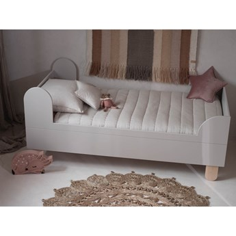 BASIC łóżko dziecięce 80x160cm polski design styl skandynawski