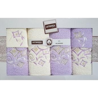 Komplet ręczników 6-częściowy KRZC6-40