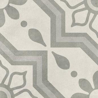 Cuban Silver Sky 22,3x22,3 płytka patchworkowa