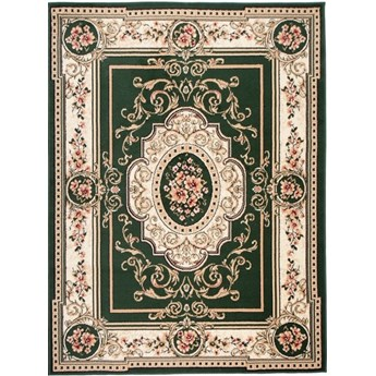 Dywan Orientalny Klasyczny Zielony 29613 180 x 250 cm