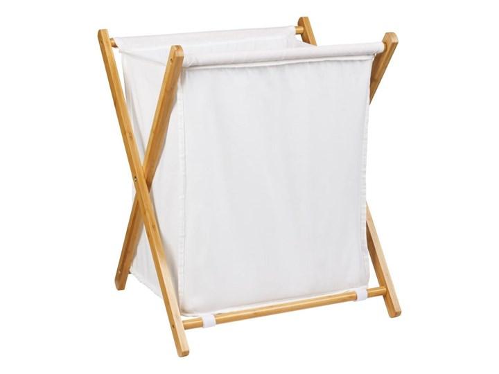 Kosz na bieliznę Biały 10 L Evg Trade Tkanina Kategoria
