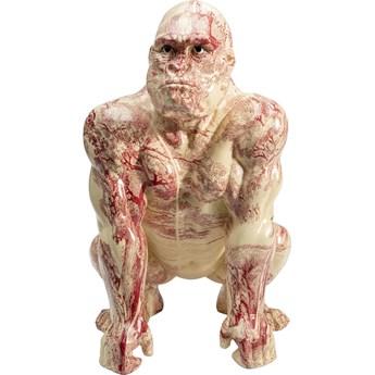Figurka dekoracyjna Watching Gorilla Tattoo 29x45 cm