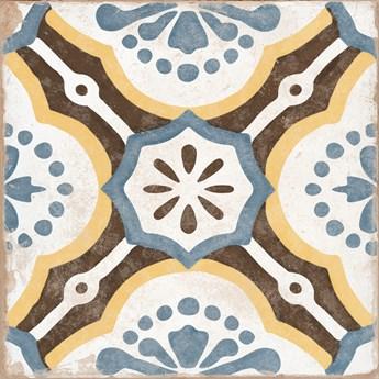 Lenos Tracia 22,3x22,3 płytka patchworkowa
