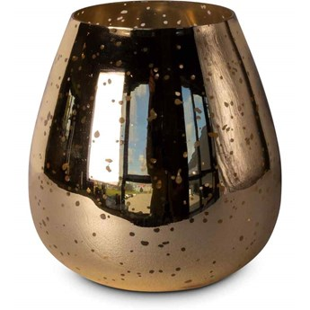 SPARKLE Shiny Gold Lampion - Wazon