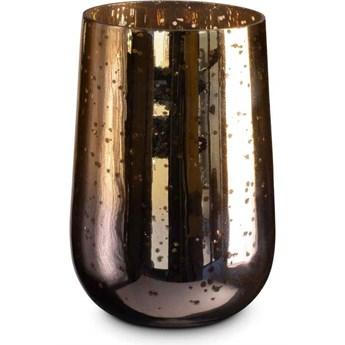 SPARKLE Shiny Silver Gold Lampion - Wazon
