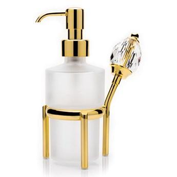 Dozownik mydła w złocie MARE A5-Z1-17815