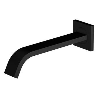 Wylewka Steinberg Seria 135 2300 / 2310, różne długości, kolory, 200 mm / Czarny matowy