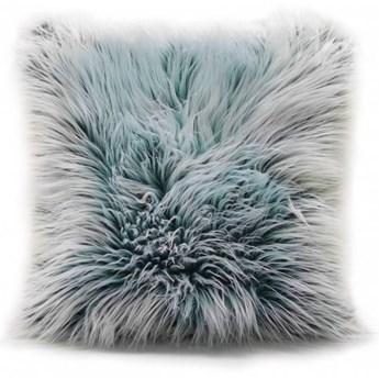 Poszewka cudne Ombre w kolorze morskim rozmiar 40x40 cm NIE