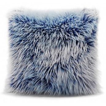 Poszewka cudne Ombre w kolorze niebieskim rozmiar 40x40 cm TAK