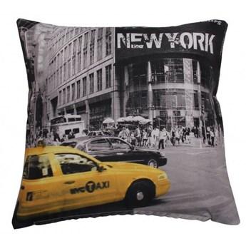 Poszewka NEW YORK-YELLOW 40x40cm TAK