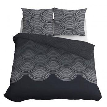 Komplet pościeli z bardzo dobrej jakości satyny bawełnianej 100% bawełna, 160x200 cm 3665b/160