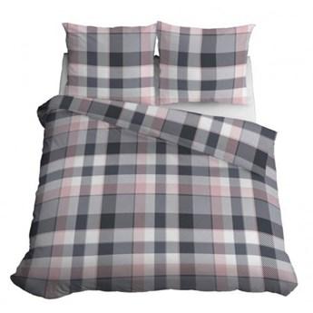 Komplet pościeli z bardzo dobrej jakości satyny bawełnianej 100% bawełna, 160x200 cm 3666a/160