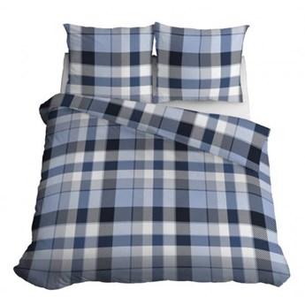 Komplet pościeli z bardzo dobrej jakości satyny bawełnianej 100% bawełna, 160x200 cm 3666b/160