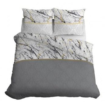 Komplet pościeli z bardzo dobrej jakości satyny bawełnianej 100% bawełna, 160x200 cm 3671a/160