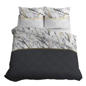 Komplet pościeli z bardzo dobrej jakości satyny bawełnianej 100% bawełna, 200x220 cm 3671b/220