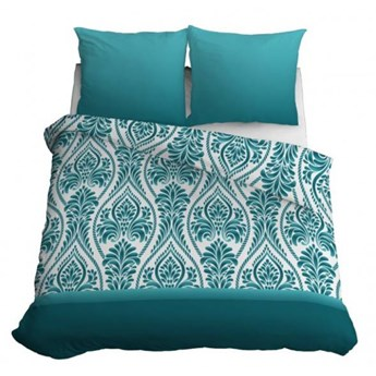 Komplet pościeli z bawełny, bardzo dobra jakość tkaniny, 160x200 cm 3553a