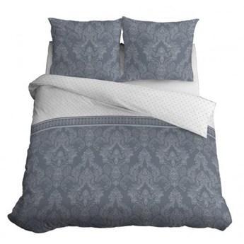 Komplet pościeli z bawełny, bardzo dobra jakość tkaniny, 160x200 cm 3555a