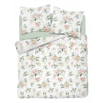 Komplet pościeli z bawełny, bardzo dobra jakość tkaniny, 200x220 cm 3500A/220