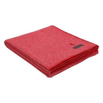Pled wełniany Eskimo Preda Red