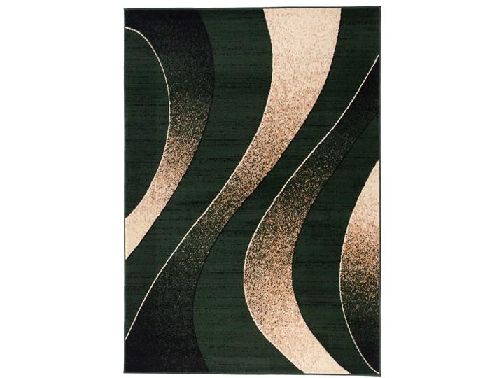 Dywan Nowoczesny Geometryczny Zielony 31903 160 x 220 cm
