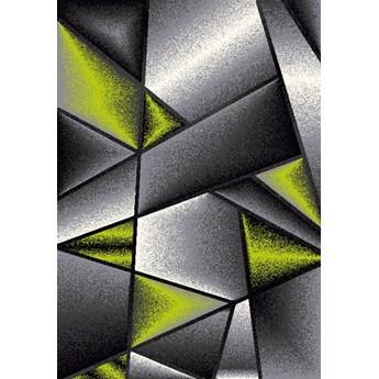 Dywan Nowoczesny Geometryczny Czarny 48198 190 x 270 cm