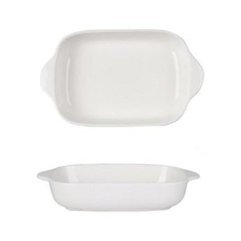 Naczynie żaroodporne Do Zapiekania Białe 420ml