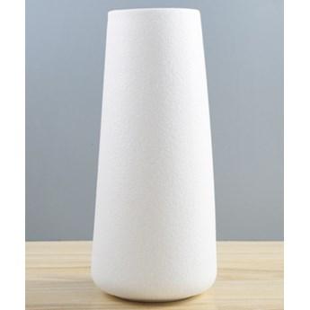 Wazon Ceramiczny, Nowoczesny Design, Biały Duży