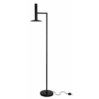HAT lampa podłogowa czarna LP-1661/1F BK