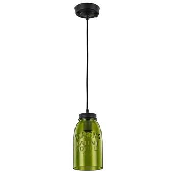 Vasto lampa wisząca zielona LP-42086/1P ziel.