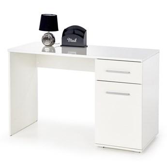 SELSEY Biurko Claros 120x55 cm białe