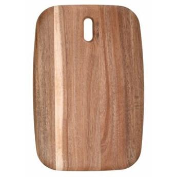 Deska do krojenia kuchenna DUKA NATURAL 30x19.5 cm drewniana