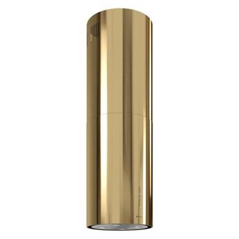 Okap wyspowy GLOBALO ASTERIO ISOLA 39.1 LIGHT GOLD