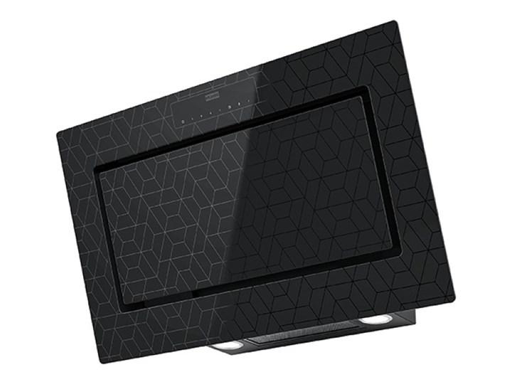 Okap przyścienny FRANKE Mythos FMY 907 MG BK Okap kominowy Kategoria Okapy Kolor Czarny