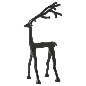 Lene Bjerre renifer Marely 27 cm czarny