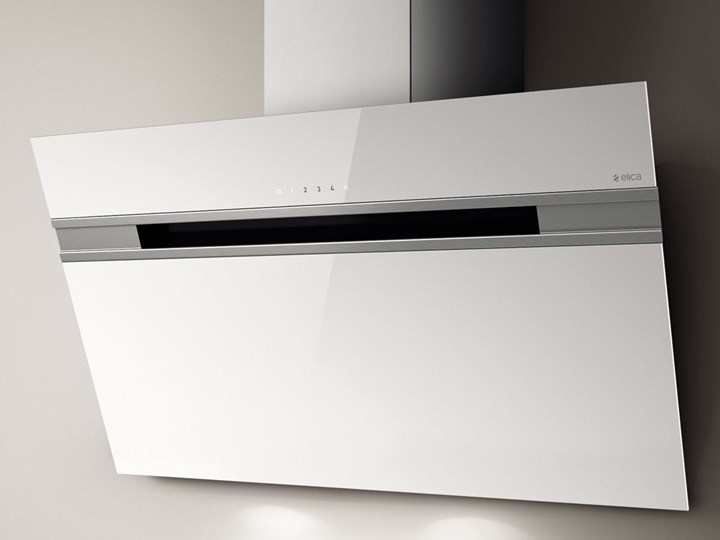 Okap przyścienny ELICA Stripe WH/A/90/LX Biały Kategoria Okapy
