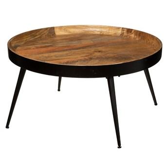 BASSE Stolik kawowy okrągły 70x36 cm - Homla