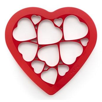 Lekue - Forma do wykrawania ciastek PUZZLE HEARTS