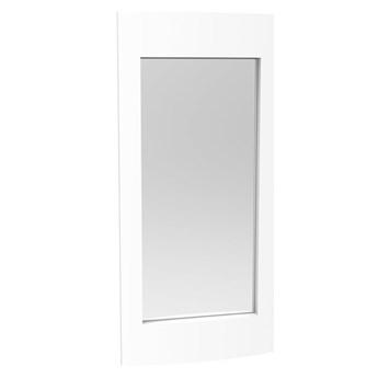 Lustro Home - Kolor: Biały Matowy 40x85x6