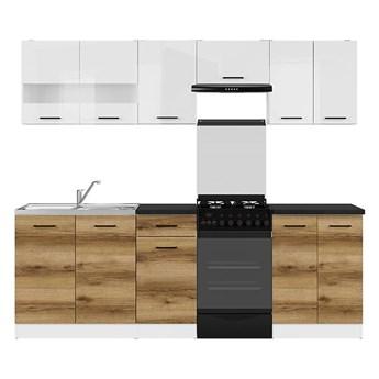 Praktyczny i pojemny zestaw kuchenny 240 Junona