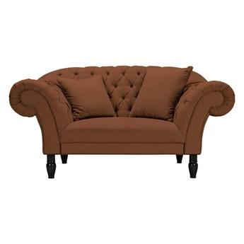 Sofa Cupido 1.5S - Kolor: Ciemnobrązowy 180x94x103