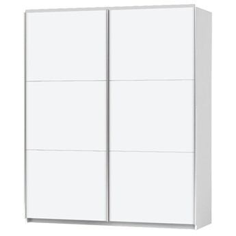 Szafa Colin 183 - Kolor: Biały 183x218.5x64