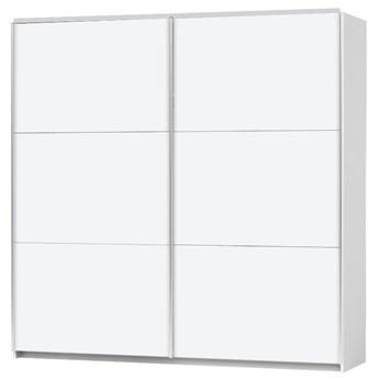Szafa Colin 220 - Kolor: Biały