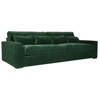 Sofa 4-osobowa New York - Kolor: Zielony 271x80x126