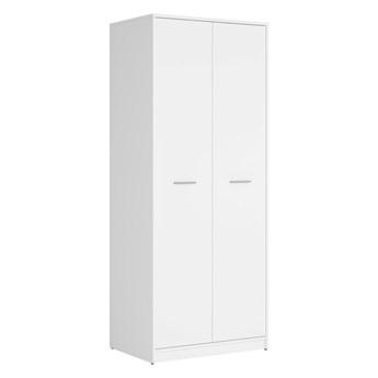 Szafa Nepo Plus - Kolor: Biały 80x197x55